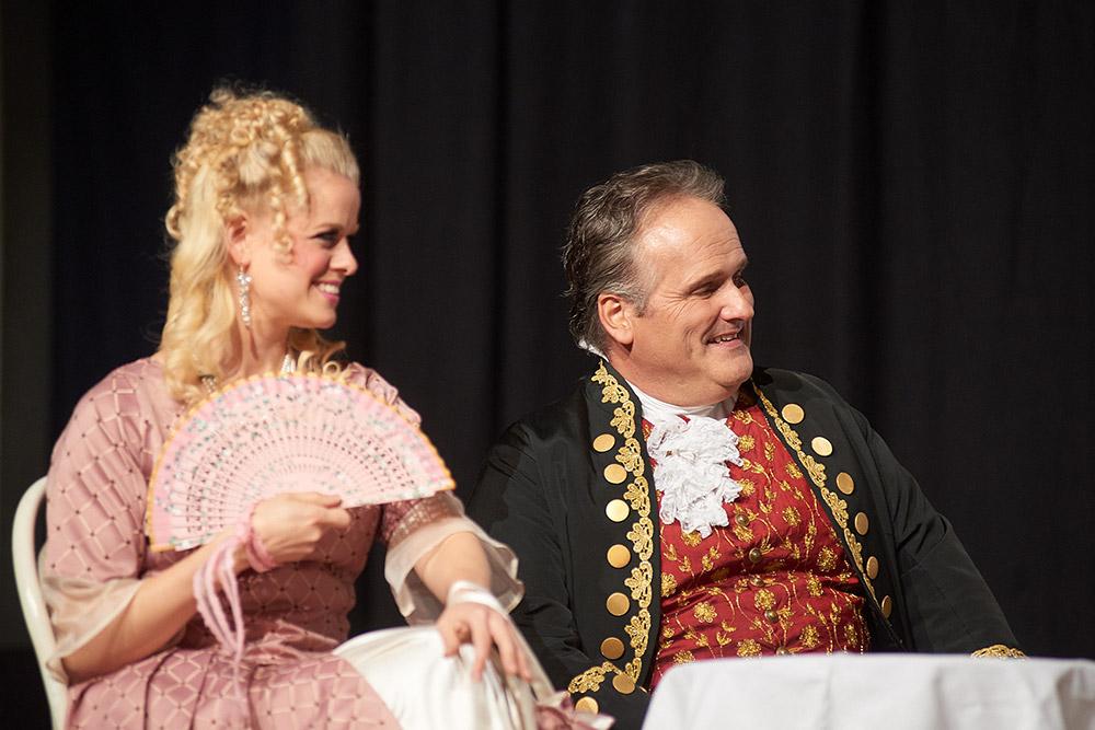 "Allegro Vivace - ""Der Bettelstudent"", Barbara Felicitas Marin, Thomas Greuel"