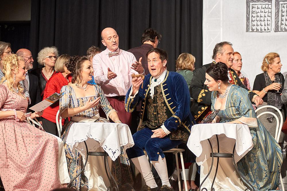 "Allegro Vivace - ""Der Bettelstudent"", Linda Hergarten, Thomas Michael Günther, Michael Kurz, Silke Hartstang"