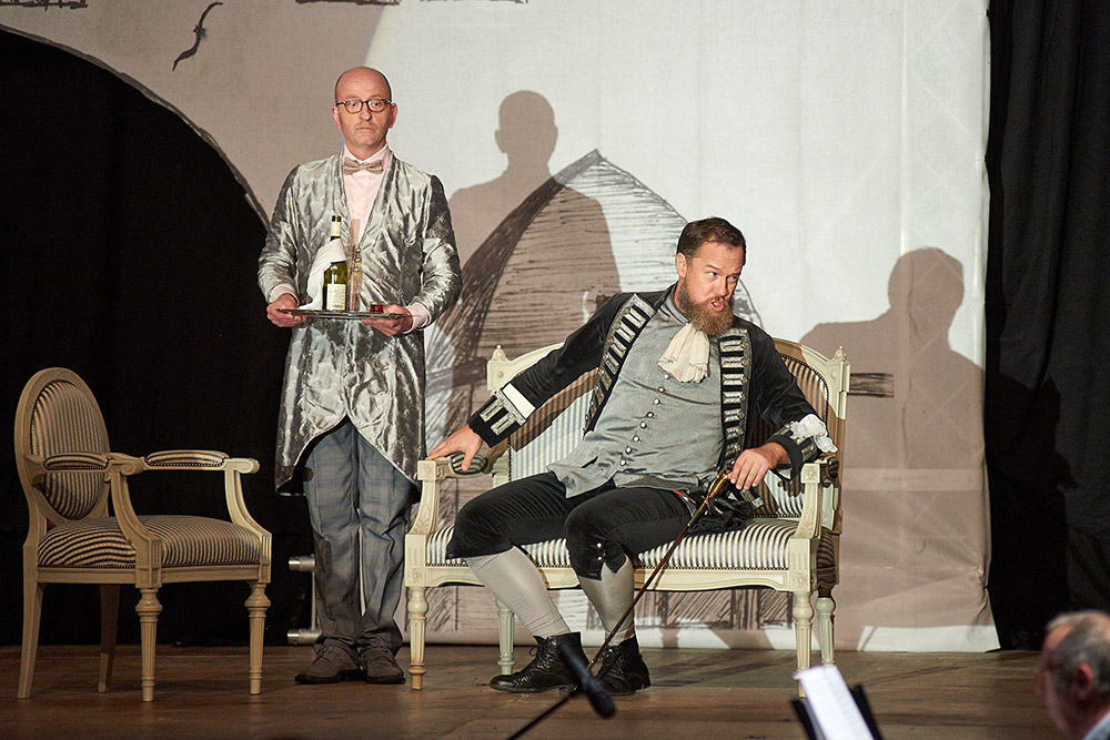 "Allegro Vivace - ""Der Bettelstudent"", Thomas Michael Günther, Thomas Bonni"