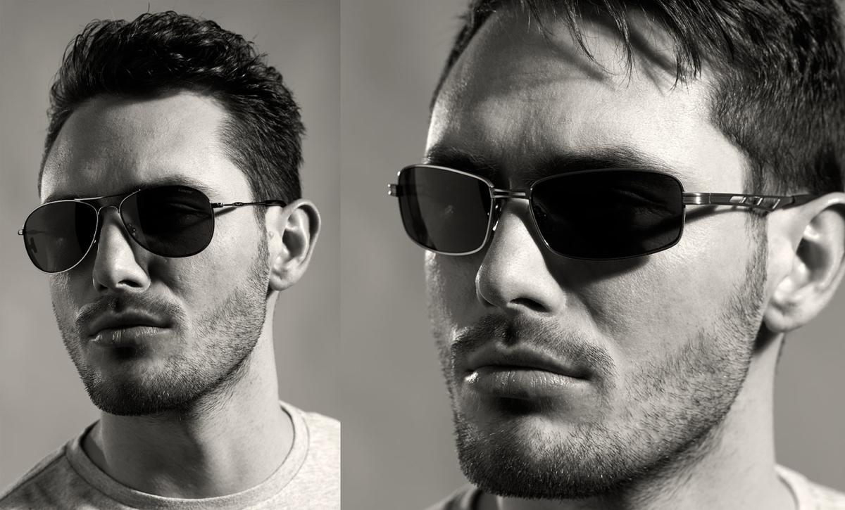 Portraits Sonnenbrillen