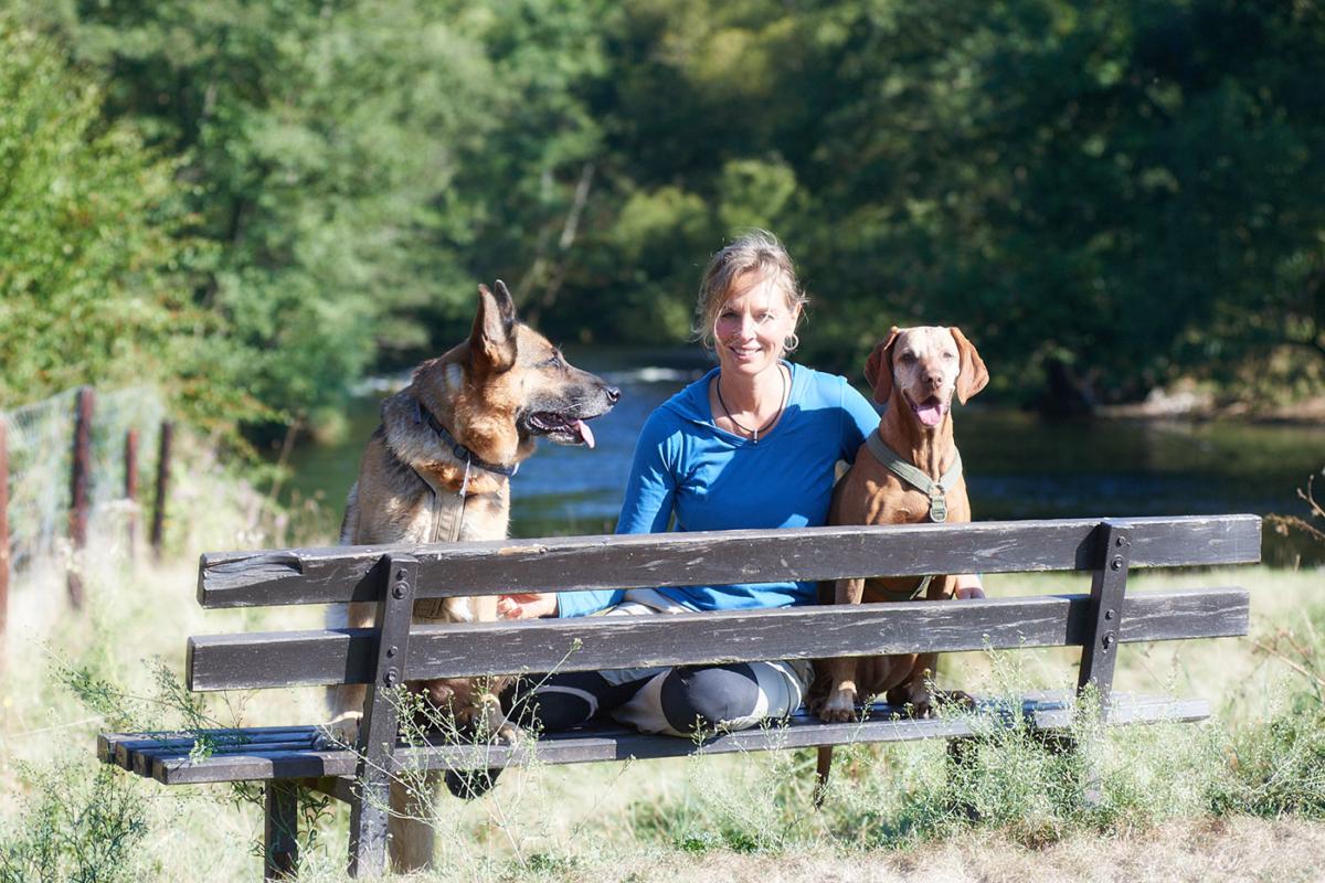 Dunja Heinze - DOGS love it