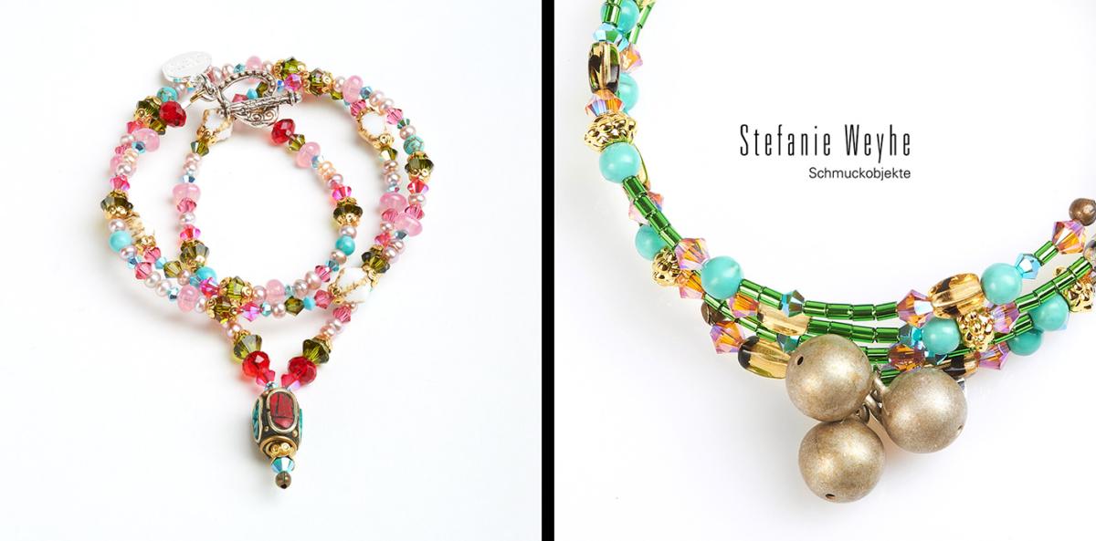Armbänder - Stefanie Weyhe Schmuckobjekte