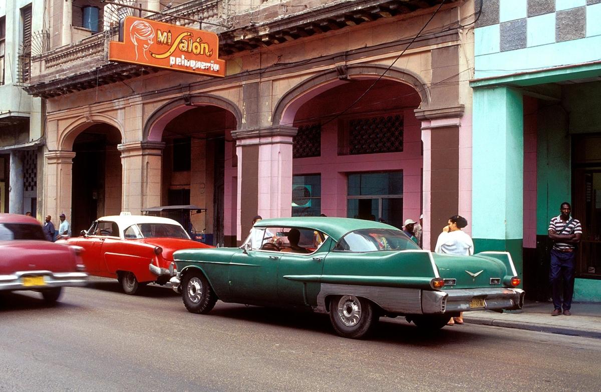 Kuba - Autos in Havanna