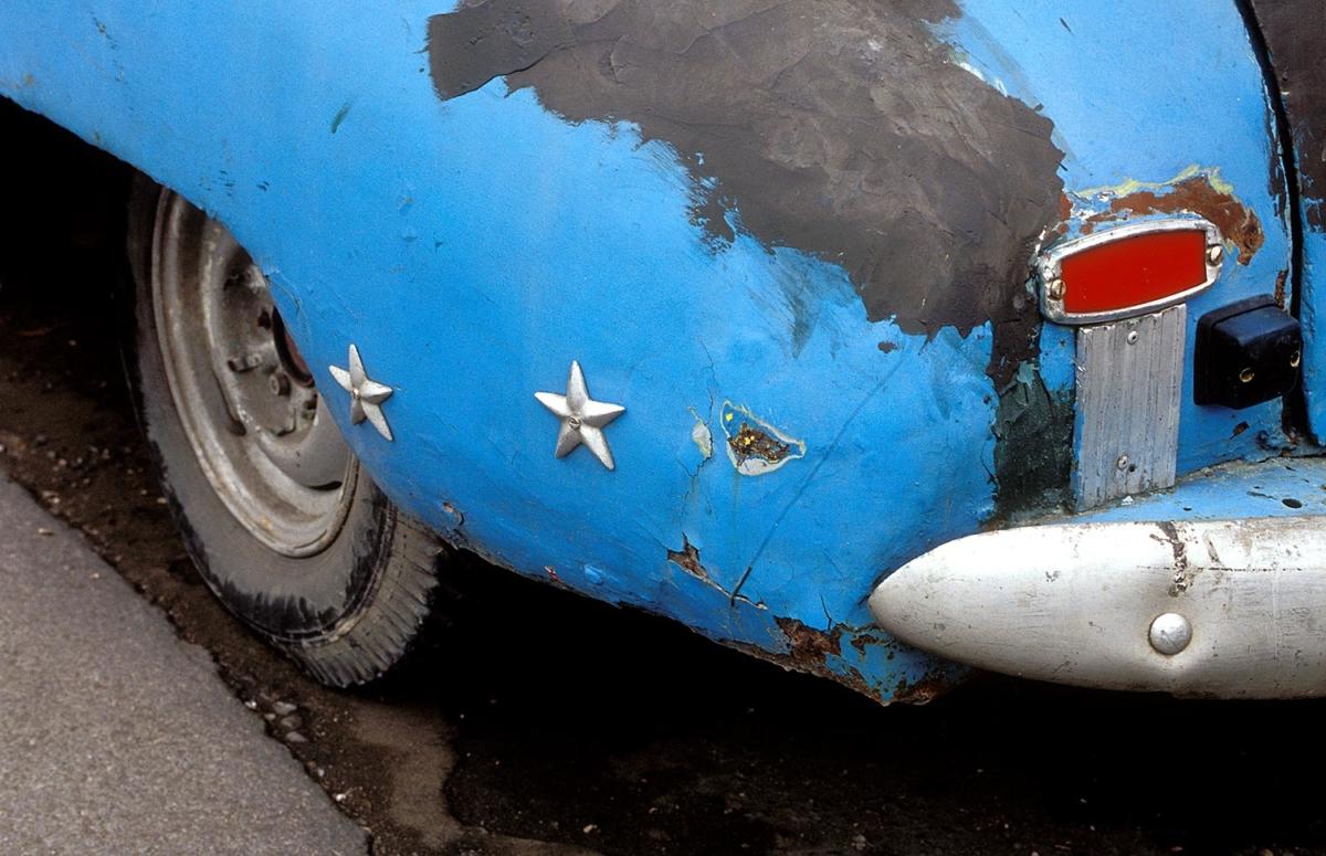 Kuba - Blaues Wunder