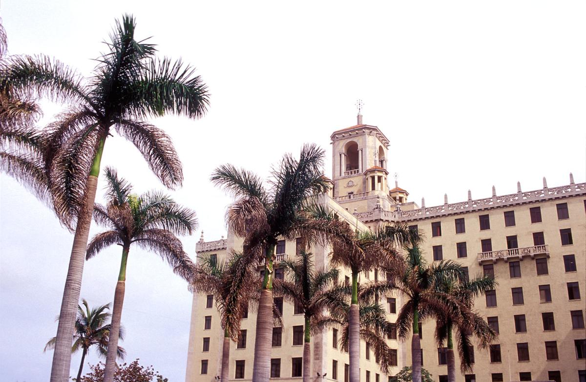 Kuba - Hotel Nacional