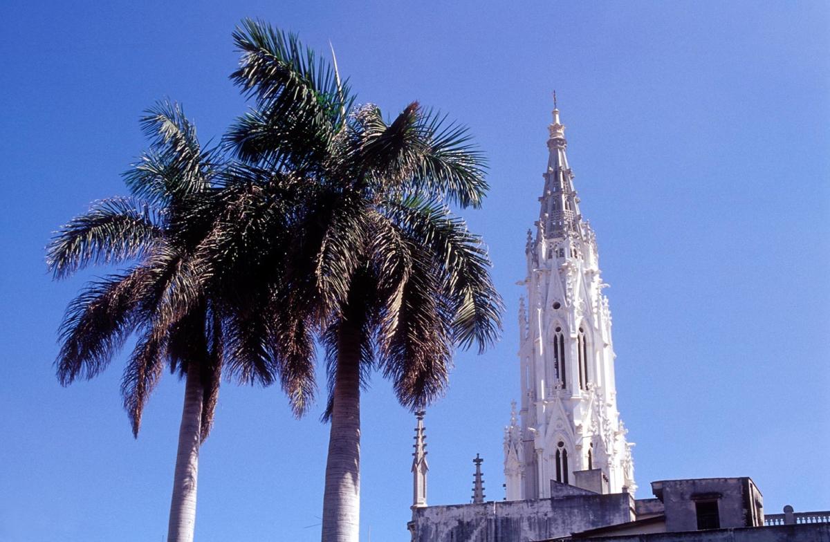 Kuba - Kirche in Havanna