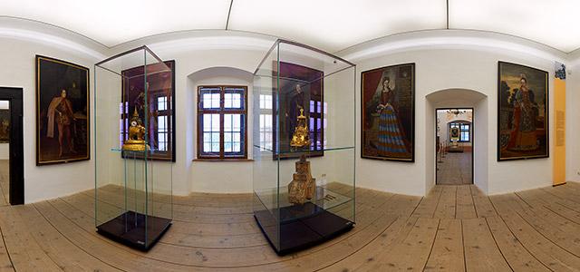 Burg Forchtenstein 360°-Tour