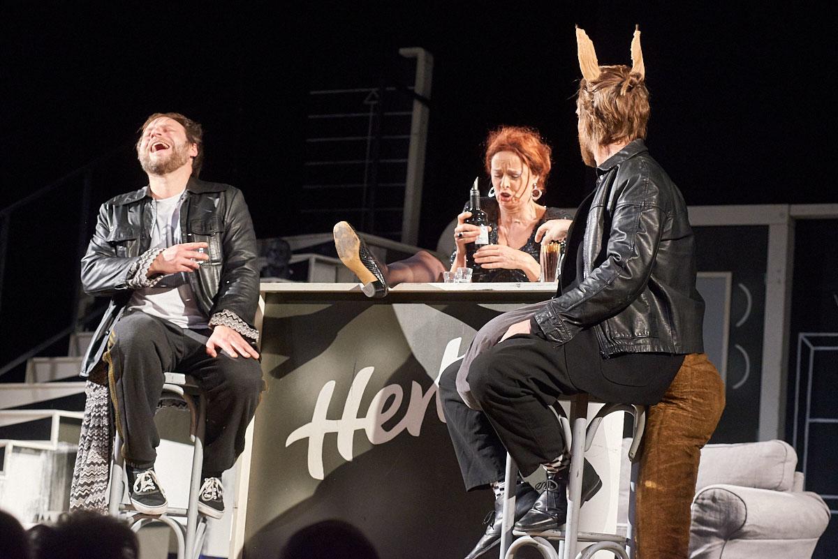 Die Känguru Chroniken von Marc-Uwe Kling - Altonaer Theater Hamburg